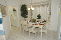 Eat In Kitchen - table for 6 and 4 island chairs