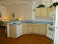 Large eat in kitchen with pantry
